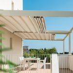 متحرک،سقف جمع شونده،سقف اتوماتیک، سقف برقی 1 150x150 - سایبان و سقف متحرک (برقی)