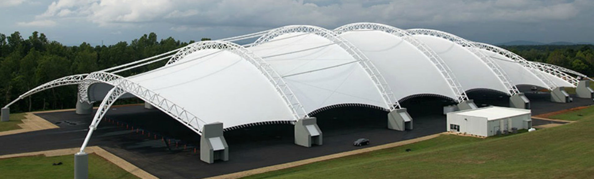 4 - سازه چادری و الاچیق مدرن
