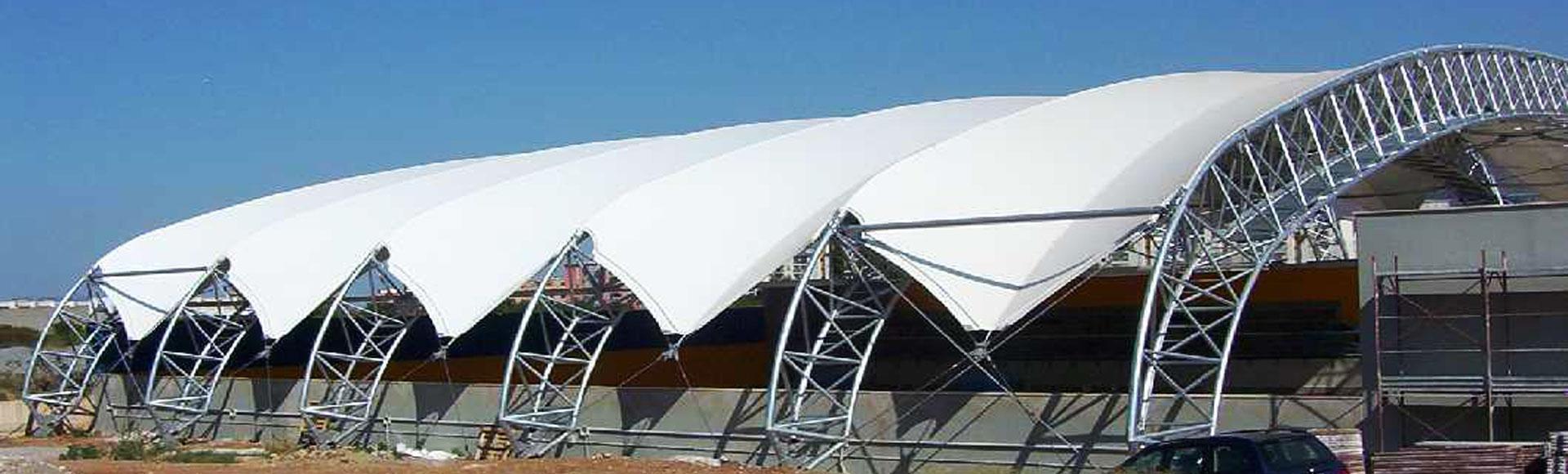 5 - سایبان و سقف متحرک (برقی)