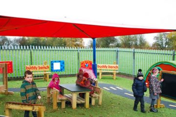 kindergarten canopy 360x240 - شرکت سازه چادری ایران