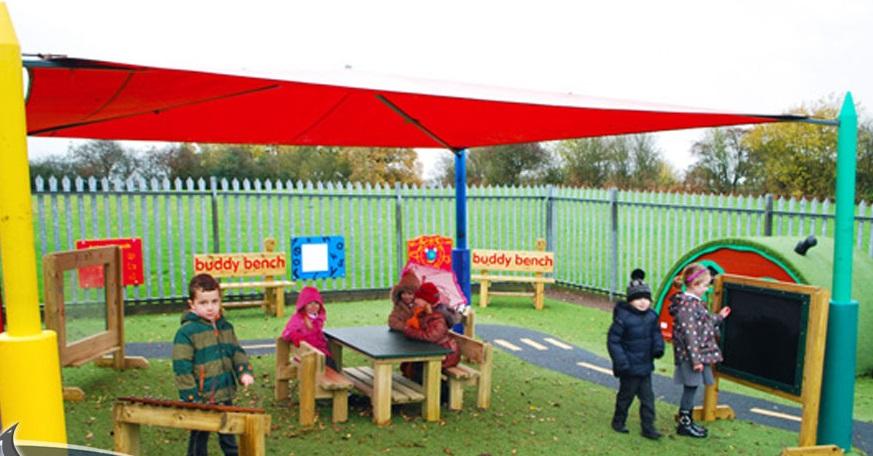 kindergarten canopy - سازه پارچه ای نمایشگاه ، استیج و خیمه