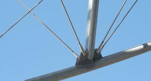 architectural adjuster fork photo 300x161 - مقاومت سازه چادری
