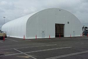 Fabric Tent Structures - سازه کششی چادری راه حل ایده آل برای سازمان ها