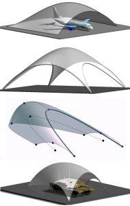 سازه چادری چیست