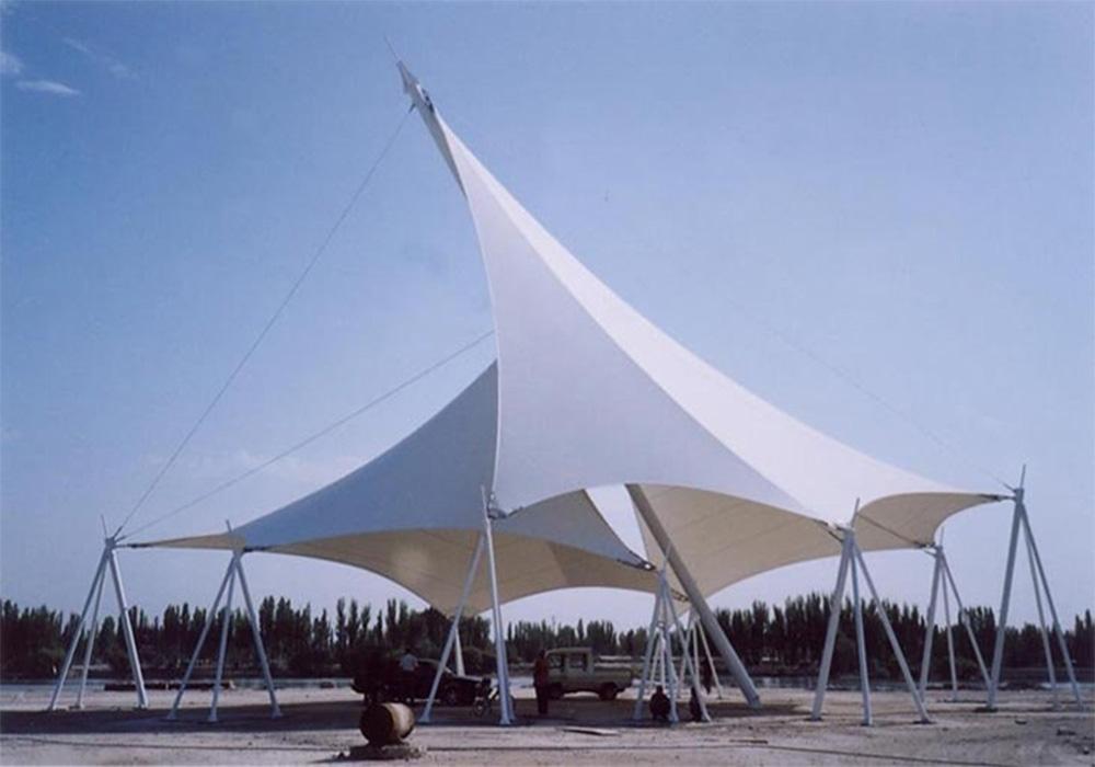 10 - سازه های چادری مخروطی
