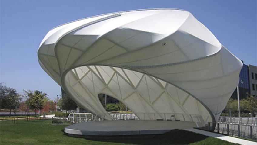 معایب سازه های چادری