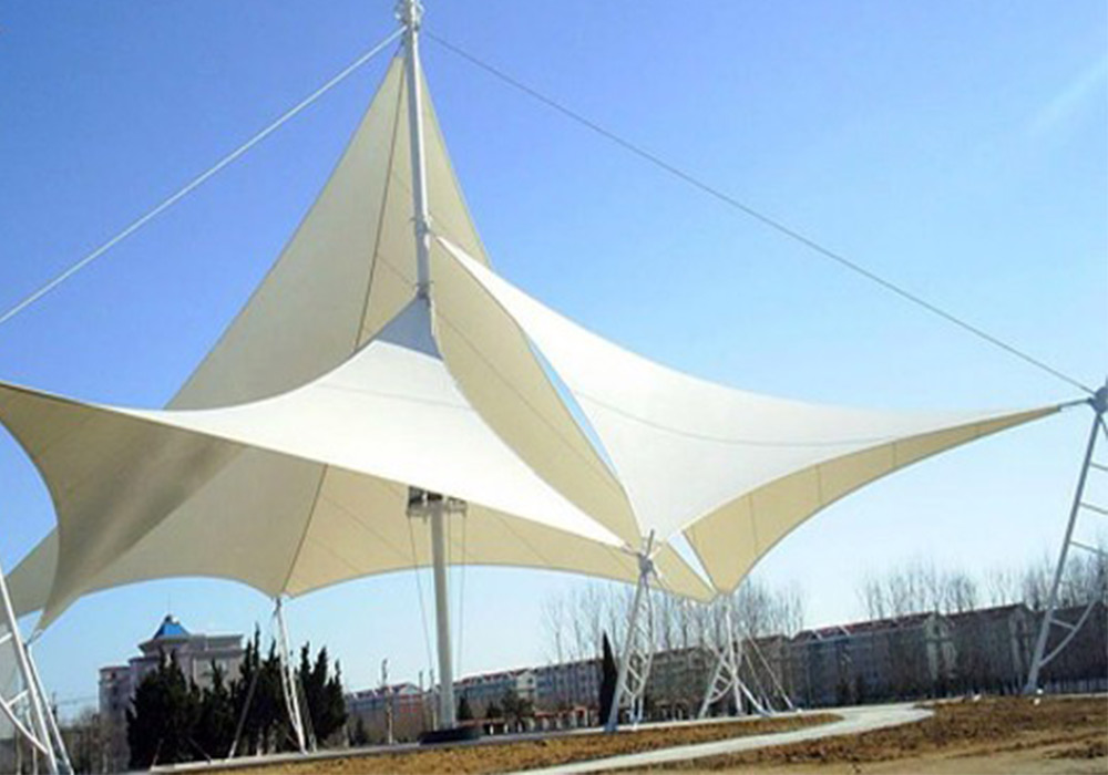 26 - انواع سازه های چادری