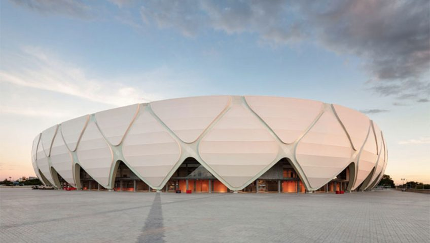 سازه چادری در معماری
