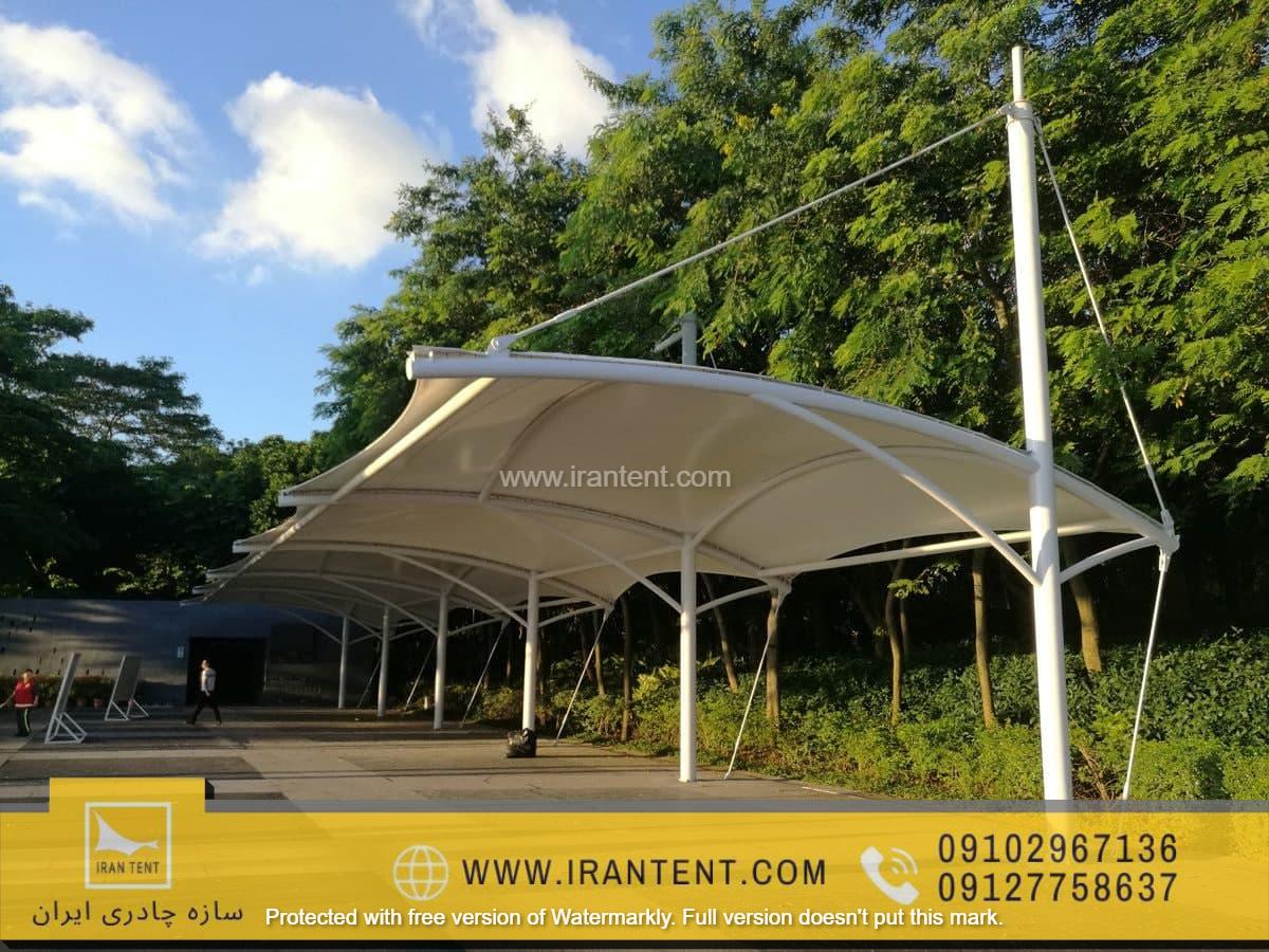 photo 2021 05 31 12 11 06 - مزایای سازه های چادری